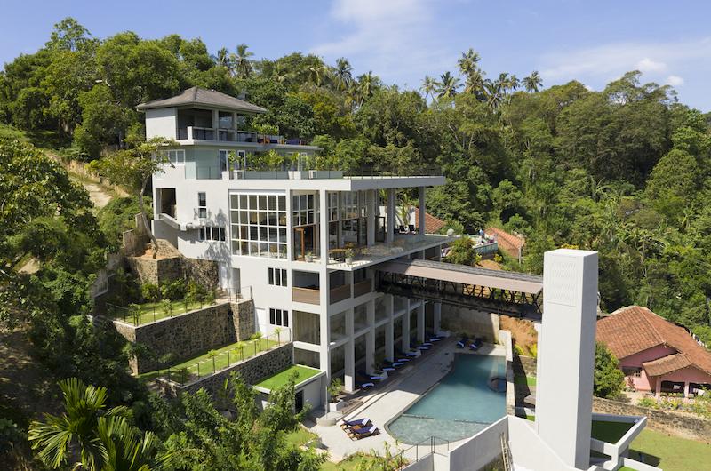 The Nine Mirissa Building Area | Mirissa, Sri Lanka