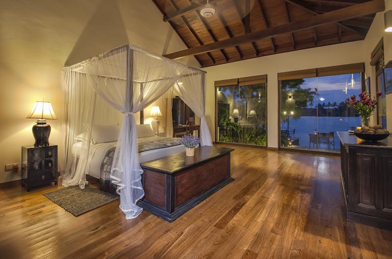 Villa Republic Bentota Bedroom Area   Bentota, Sri Lanka