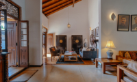 Villa Republic Bentota Living Room with Fan   Bentota, Sri Lanka