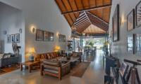 Villa Republic Bentota Open Plan Living Room   Bentota, Sri Lanka