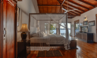 Villa Republic Bentota Bedroom with Four Poster Bed   Bentota, Sri Lanka