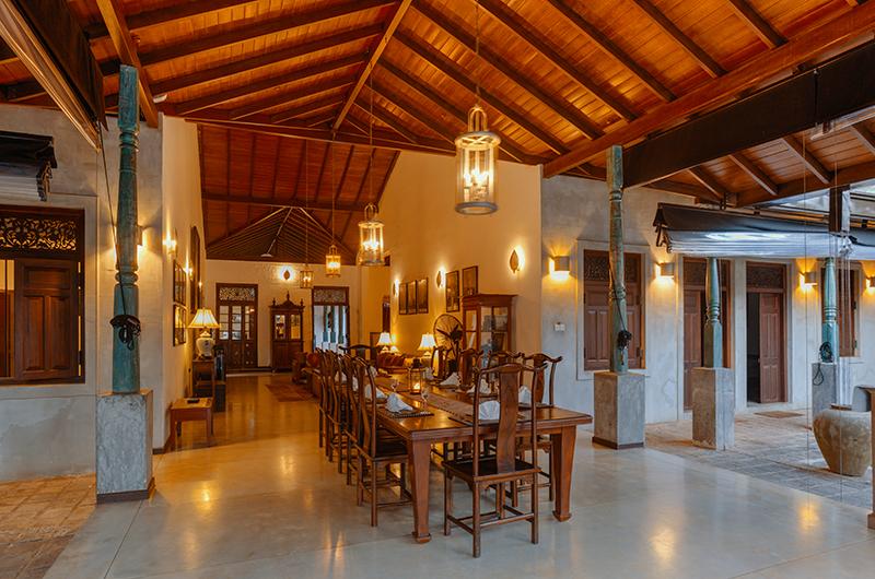 Villa Republic Bentota Dining Table   Bentota, Sri Lanka