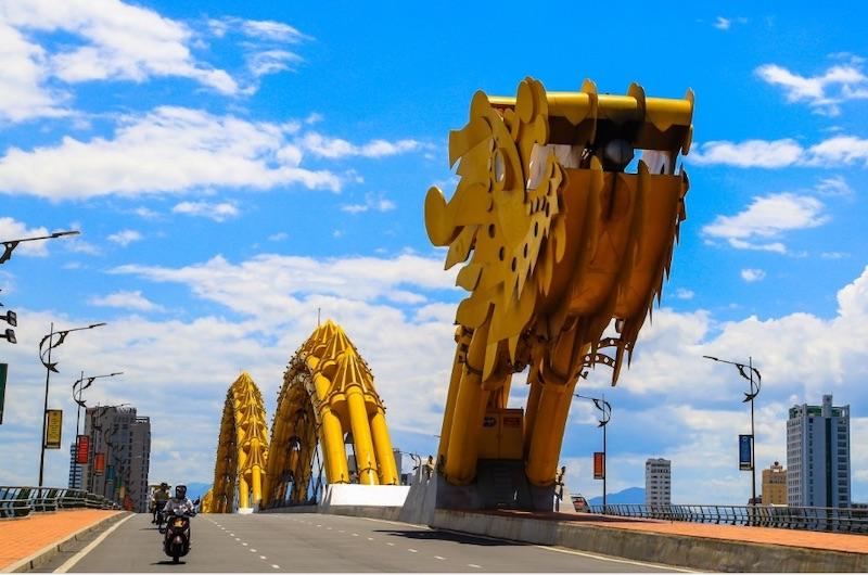 Dragon Bridge | Da Dang, Vietnam
