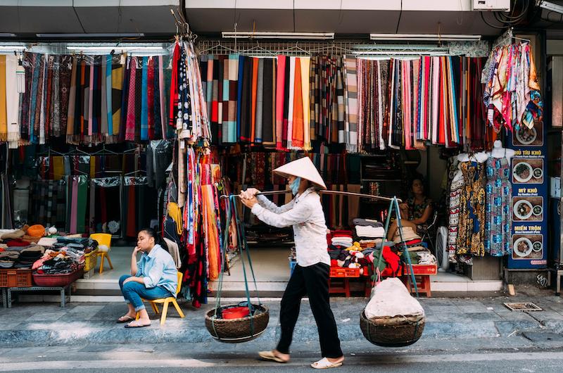 Fabric Store | Vietnam