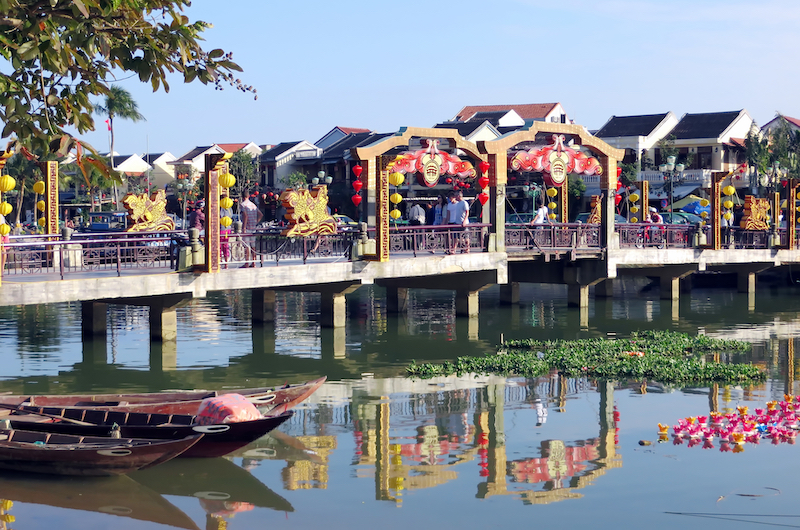 Bridge | Hoi An, Vietnam