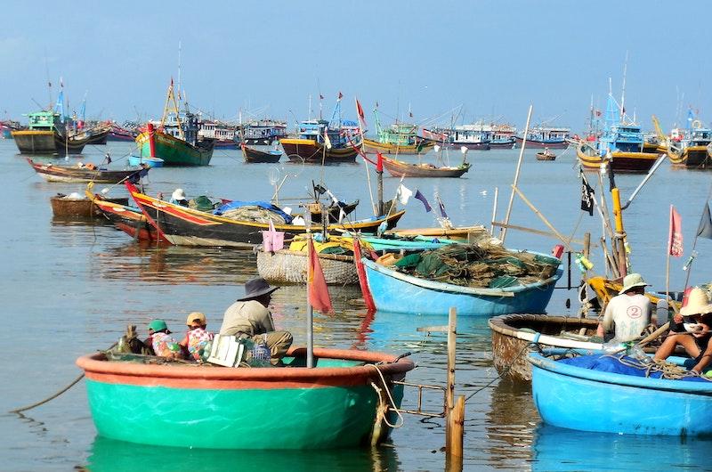 Floating Markets | Mekong Delta, Vietnam