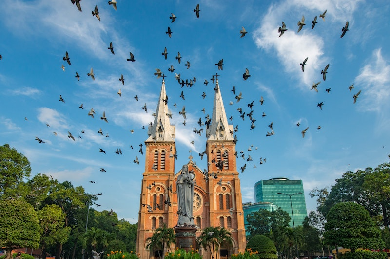 Church | Saigon, Vietnam