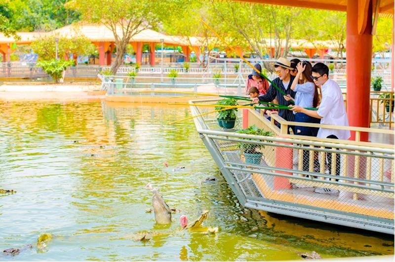 Suoi Tien Cultural Theme Park | Vietnam