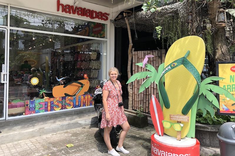 Havaianas | Canggu, Bali