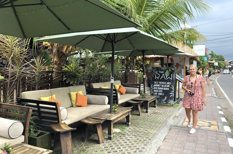 In the Raw | Canggu, Bali