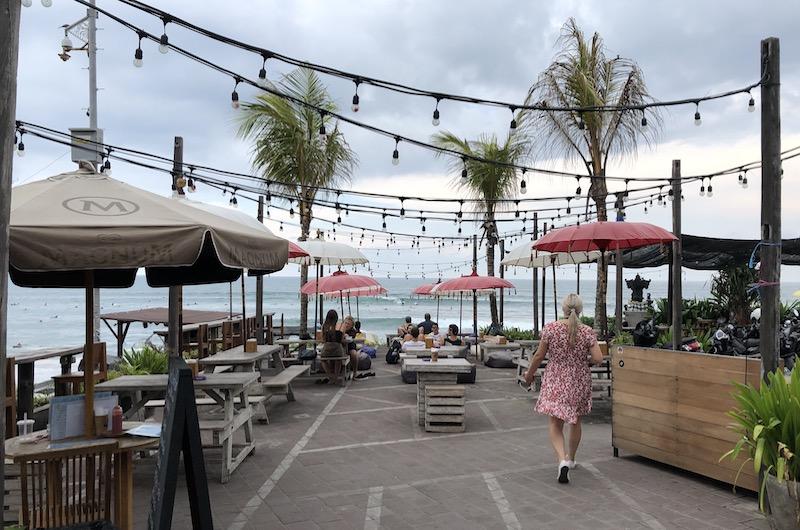 Island Beach Bar by Pizza House | Canggu, Bali