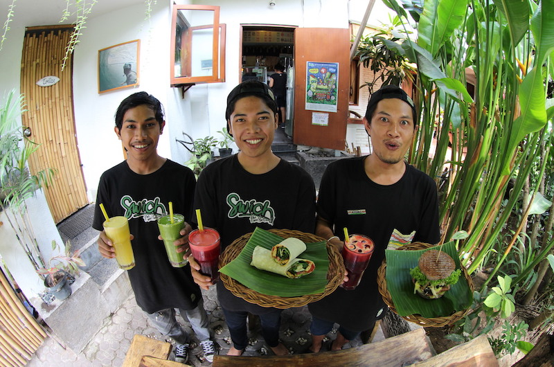 Swich | Canggu, Bali