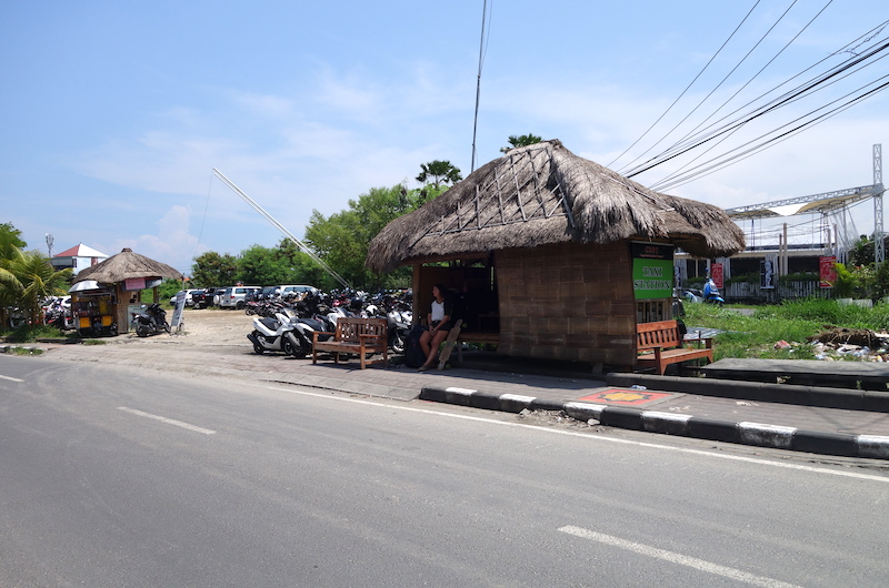 Taxi Stand | Canggu, Bali