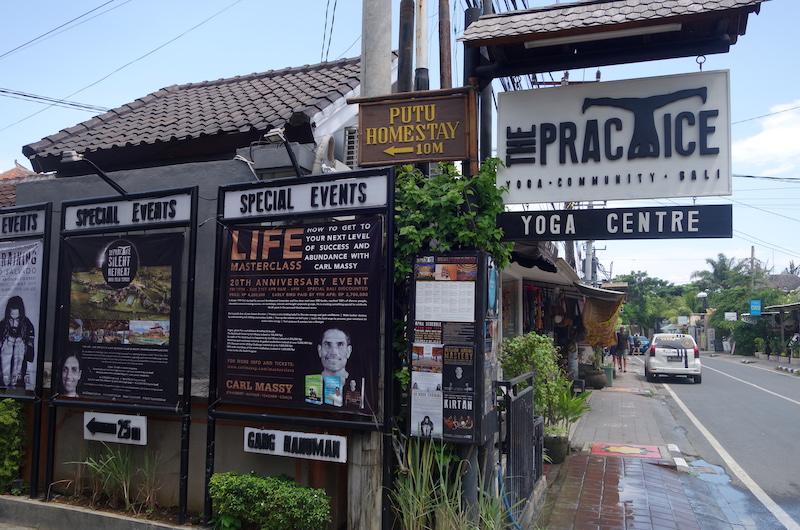The Practice Yoga Community Bali | Canggu, Bali