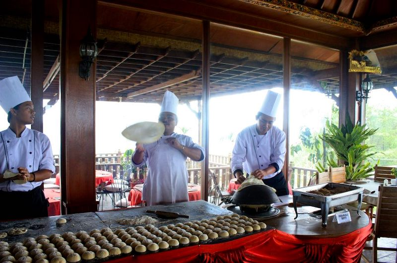 Catering from Gateway of India | Bali, Indonesia