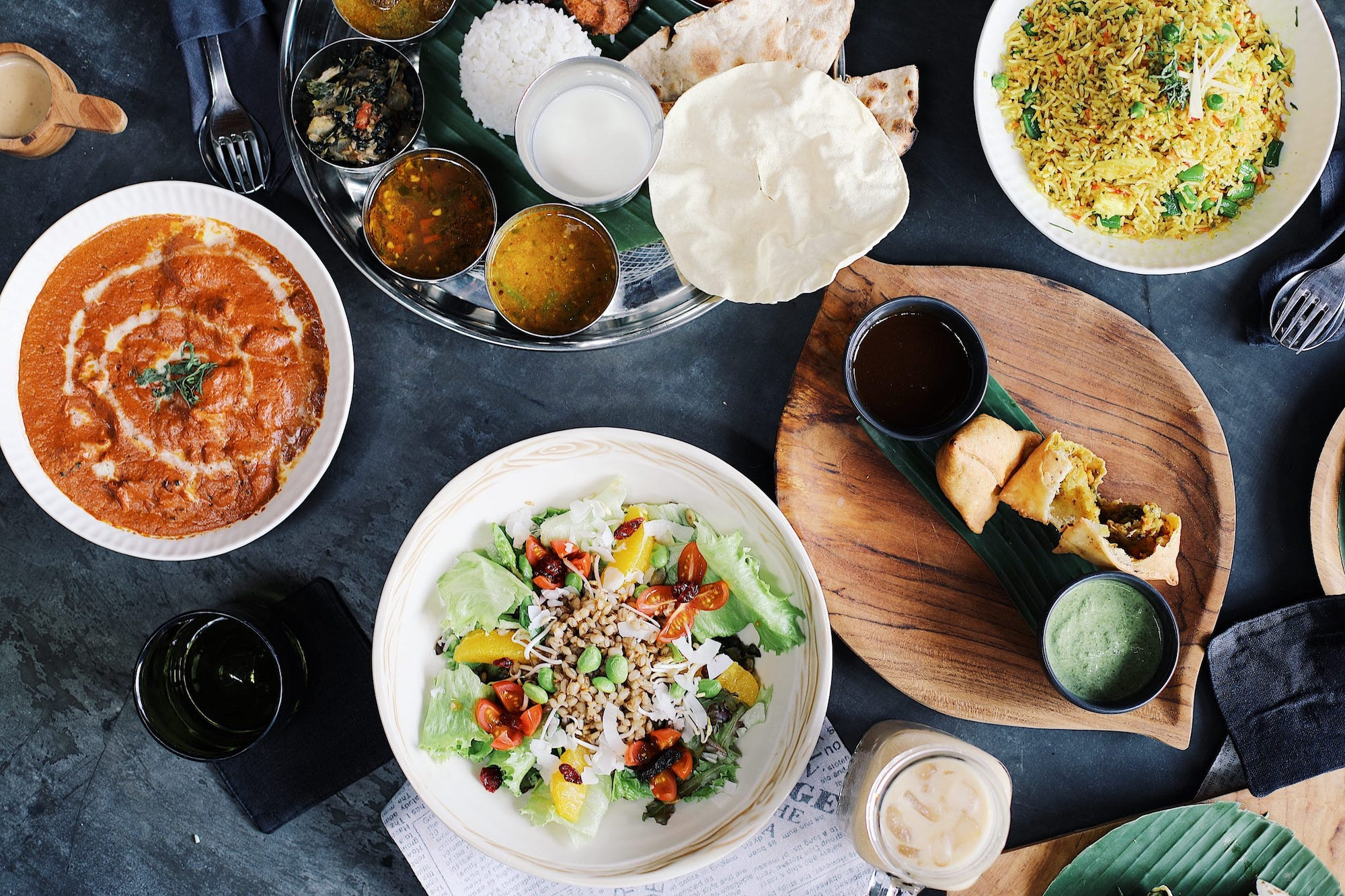 Foodie's Guide to Finding Great Indian Cuisine in Bali