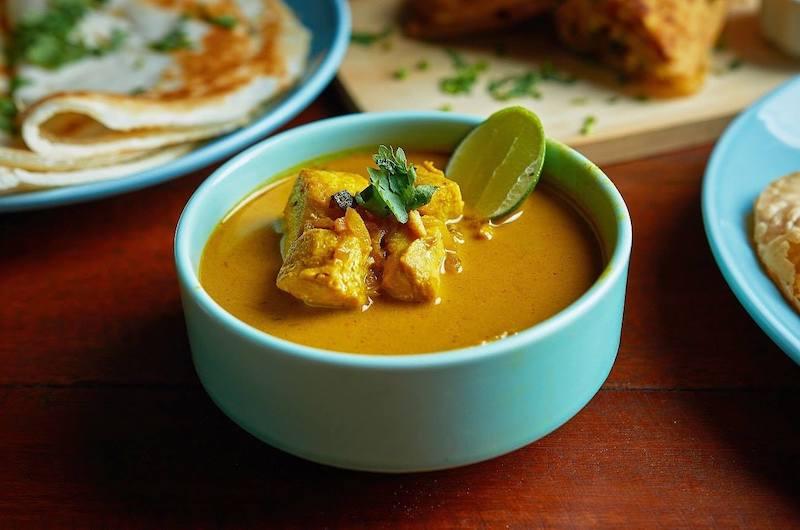 Fish Curry, Tiffin Bali | Seminyak, Bali