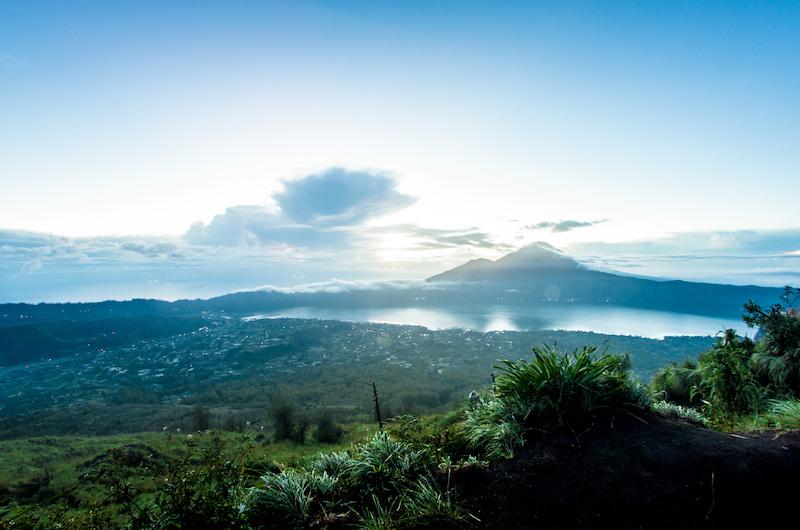 Mount Batur Hiking Tour View | Ubud, Bali