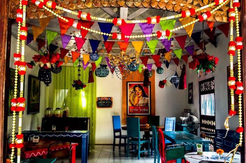 Warung Little India | Ubud, Bali