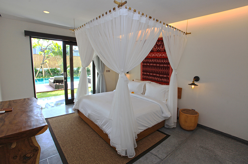 Villa Elite Cassia Bedroom One Side Area | Canggu, Bali