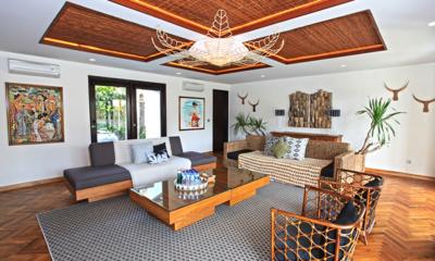 Villa Elite Cassia Living Room | Canggu, Bali