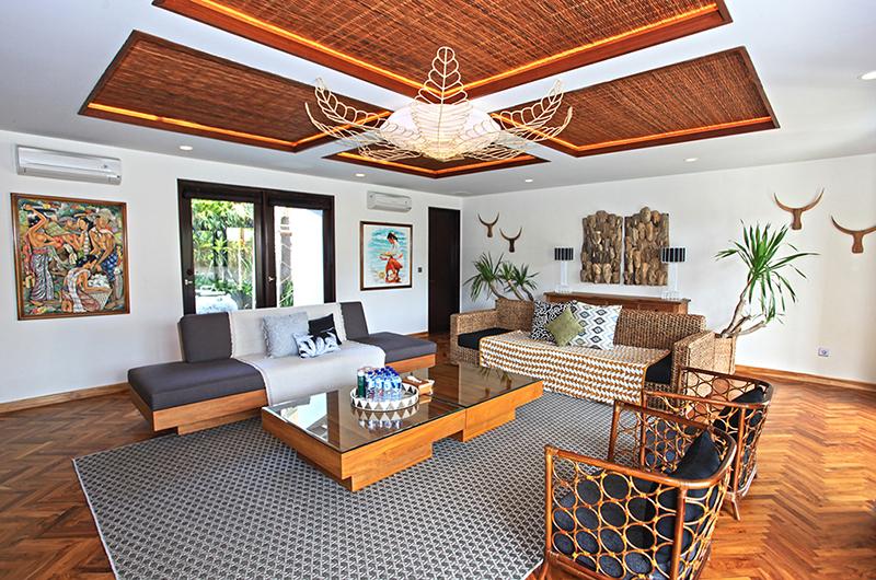 Villa Elite Cassia Living Room   Canggu, Bali