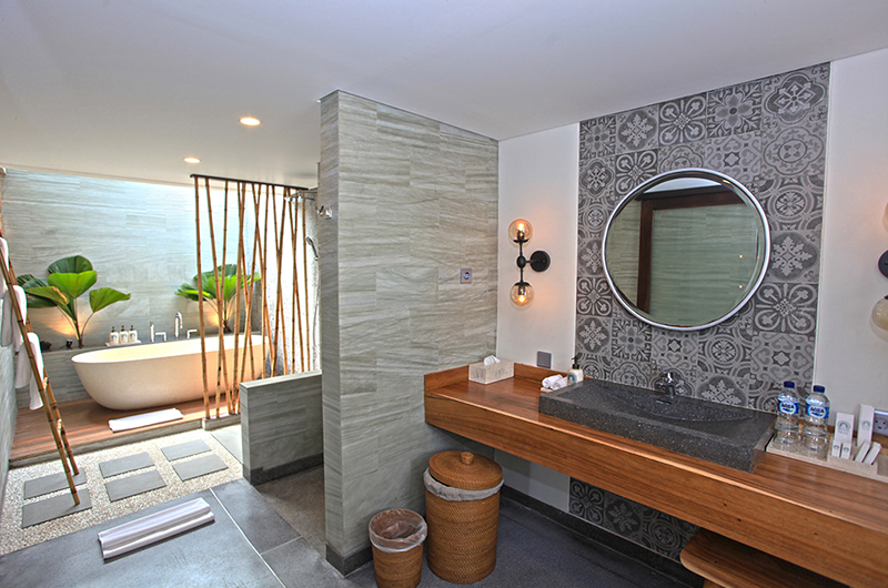 Villa Elite Cassia Bathroom Area | Canggu, Bali