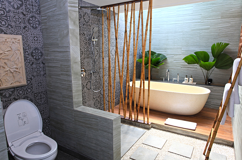 Villa Elite Cassia Bathtub | Canggu, Bali