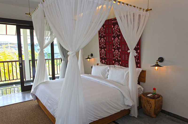 Villa Elite Cassia Bedroom with Balcony | Canggu, Bali