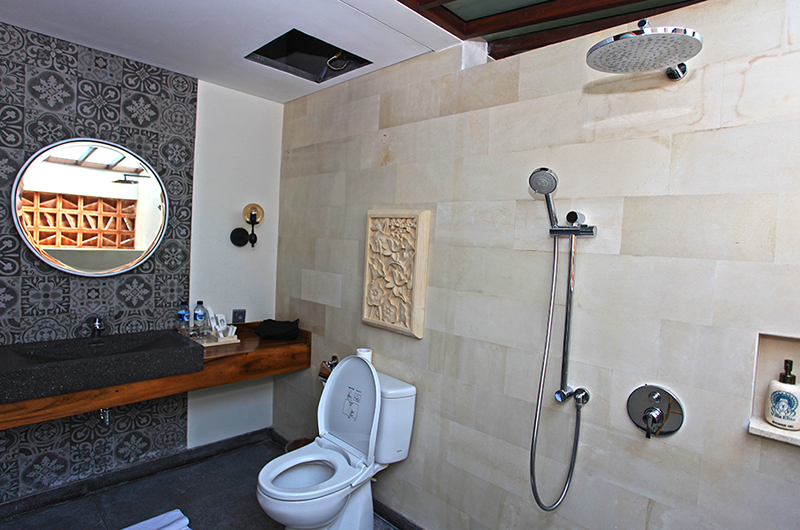 Villa Elite Cassia Shower Area | Canggu, Bali