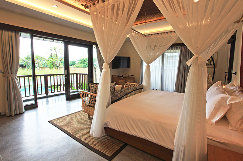 Villa Elite Cassia Bedroom Side | Canggu, Bali