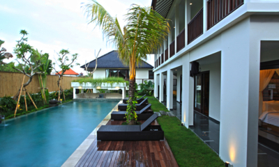 Villa Elite Cassia Pool Area | Canggu, Bali