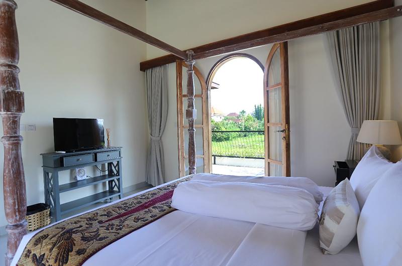 Villa Gong Bedroom with TV | Canggu, Bali