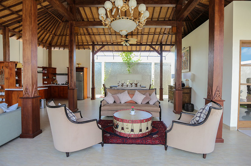 Villa Gong Living Area | Canggu, Bali