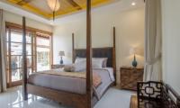 Villa Gong Bedroom with Lamps | Canggu, Bali