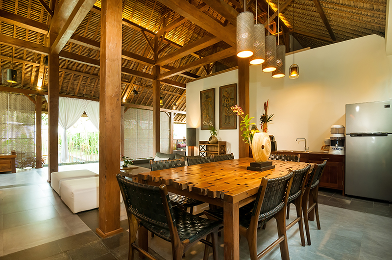 Villa Karmagali Dining Area   Sanur, Bali
