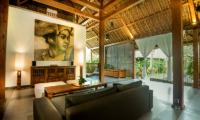 Villa Karmagali Living Room   Sanur, Bali