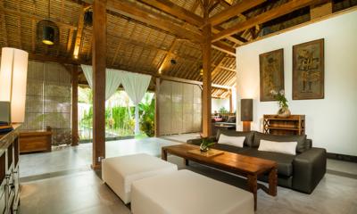 Villa Karmagali Living Area | Sanur, Bali
