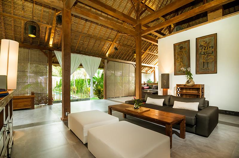 Villa Karmagali Living Area   Sanur, Bali