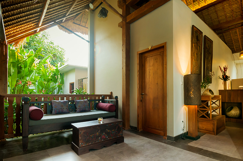 Villa Karmagali Indoor Seating | Sanur, Bali