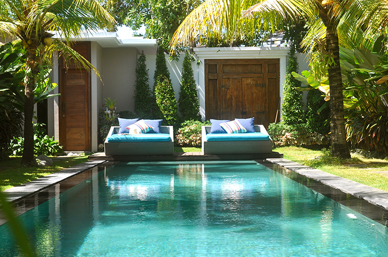 Villa Karmagali Sun Beds   Sanur, Bali