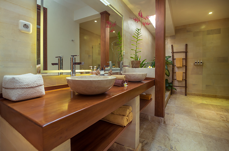 Villa Karmagali Bathroom One | Sanur, Bali