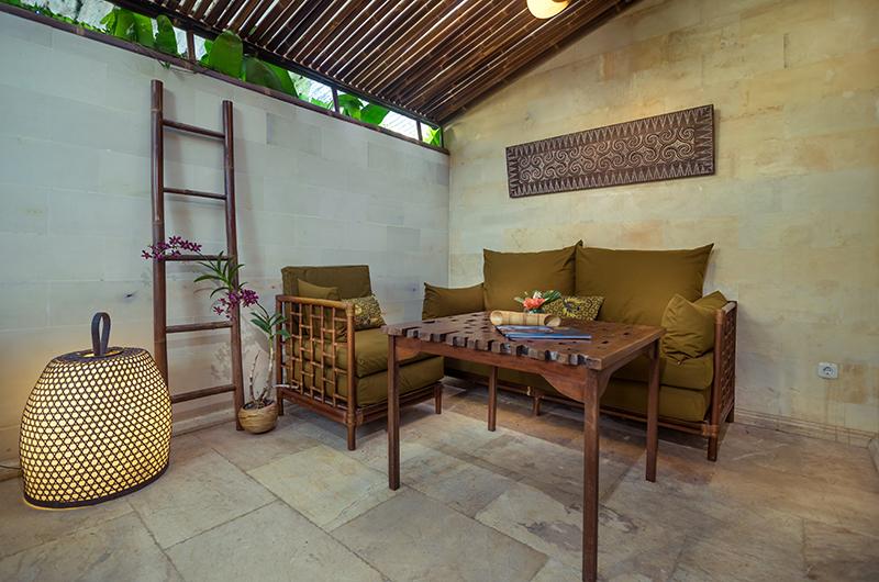 Villa Karmagali Seating Area   Sanur, Bali