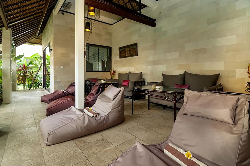 Villa Karmagali Lounge   Sanur, Bali