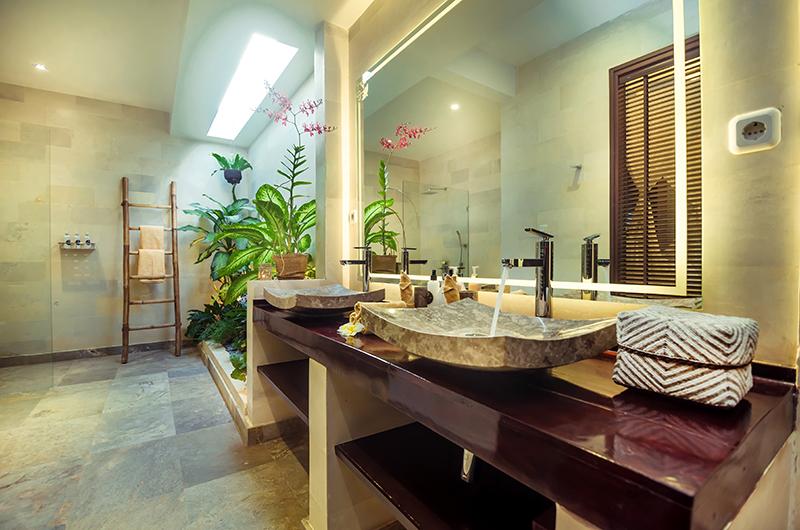 Villa Karmagali Bathroom Area   Sanur, Bali