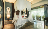 Villa Karmagali Bedroom Area   Sanur, Bali