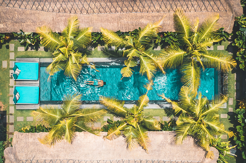 Villa Karmagali Swimming Pool | Sanur, Bali