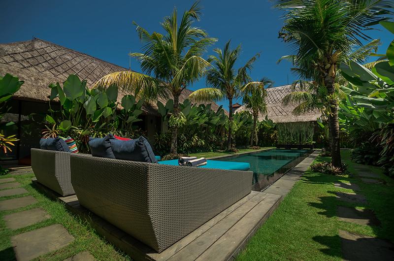 Villa Karmagali Pool Area   Sanur, Bali