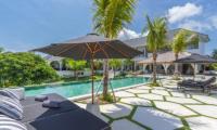 Villa Kusuma Pool Side | Uluwatu, Bali