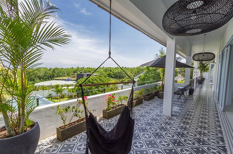 Villa Kusuma Balcony Area | Uluwatu, Bali